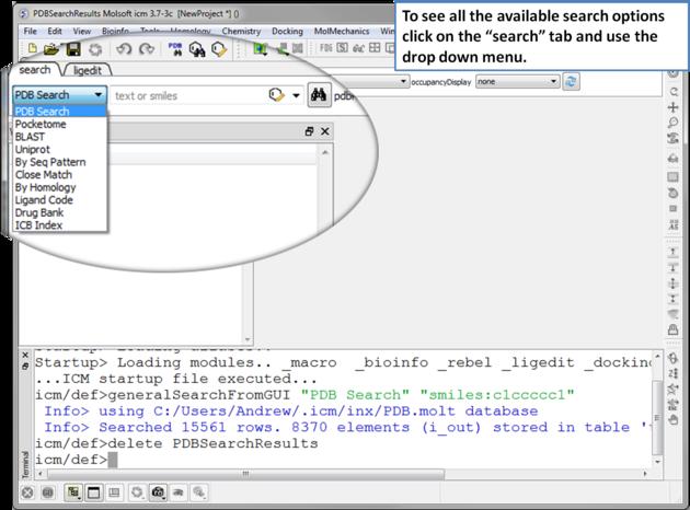 how to use ncbi database